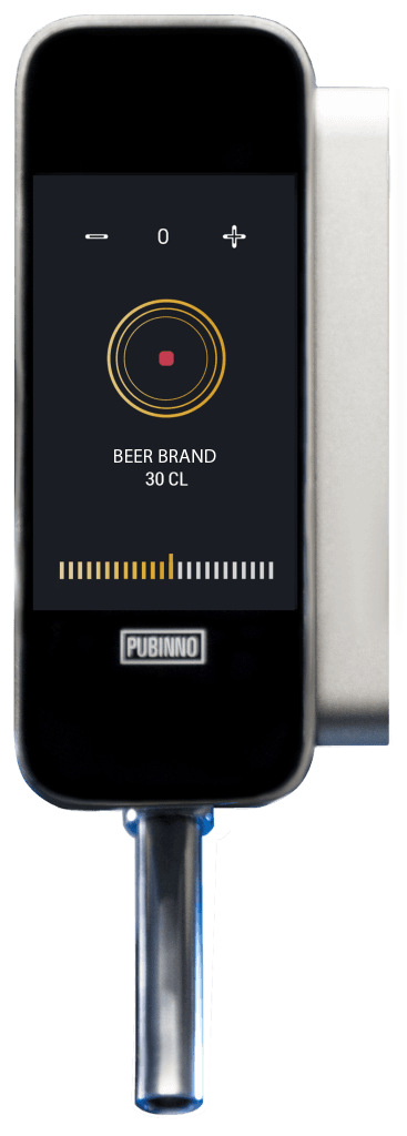 Beer data tracking system